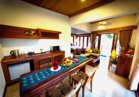 Family Suite Villa