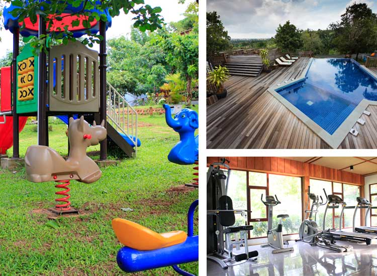 Mayura Hill Resort Facilities and Services
